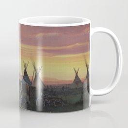 An Old Meeting Place - 1910  Coffee Mug