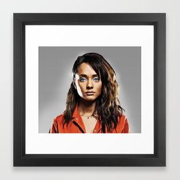 JESS Framed Art Print