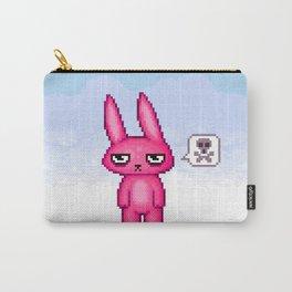 Grumpy Bun Carry-All Pouch