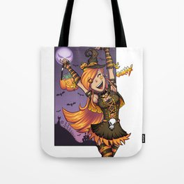 Halloween Candy! Tote Bag