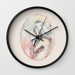 14/02 : Love is a hate and a lie Wall Clock