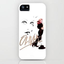 Olivia Newton-John - Totally Hot - Grease iPhone Case