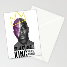Omar Little - The Wire Stationery Cards