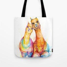 Packa'Alpaca Tote Bag