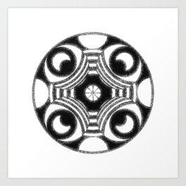 native Art Print