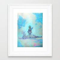robin hood Framed Art Prints featuring Robin Hood by ZachNien