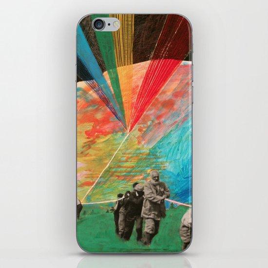 Universe Kite iPhone & iPod Skin