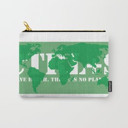 Save Earth Carry-All Pouch