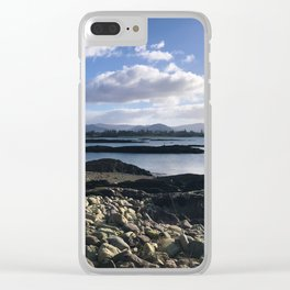 Ring of Kerry Ireland Clear iPhone Case