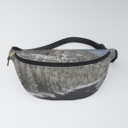 Carol Highsmith - Snow Covered Conifers Fanny Pack