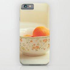 Tasty afternoon iPhone 6s Slim Case