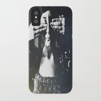 letters iPhone & iPod Cases featuring Letters by Deniz Kantürk