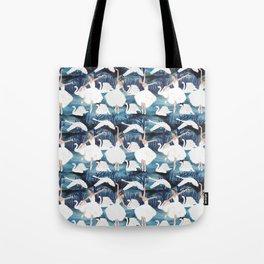 swan lake Tote Bag