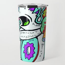 DonutMcDuckSkratchie Travel Mug