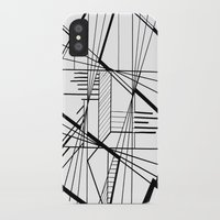 kaleidoscope iPhone & iPod Cases featuring Kaleidoscope  by Chris Klemens