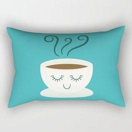 Tea is a Journey Rectangular Pillow