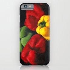 Still-life with peppers Slim Case iPhone 6s