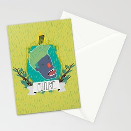 Future Intentions Stationery Cards