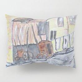 Vintage Wash Day Pillow Sham