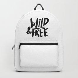 Wild & Free Backpack