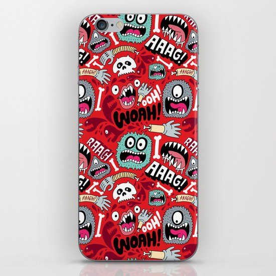 AAAGHHH! PATTERN! iPhone & iPod Skin