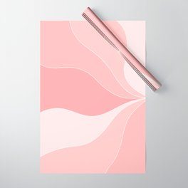 Rose Petals Wrapping Paper