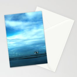 Off to Sea Stationery Cards