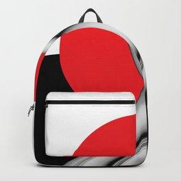 Glitch Legs Backpack
