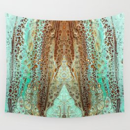 mirror1 Wall Tapestry