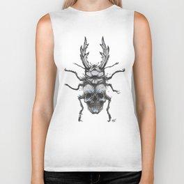 Beetleskull Biker Tank