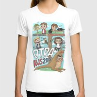 cyrilliart T-shirts featuring OTRA Australia by Cyrilliart