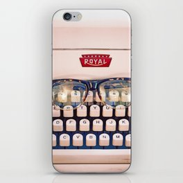 hip to be square iPhone Skin