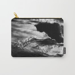 Black Cloud Carry-All Pouch