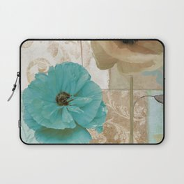 Beach Poppies I Laptop Sleeve