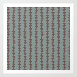 Kelp Forest Art Print