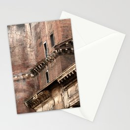 Pantheon of Rome Side View Stationery Cards