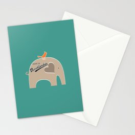 Made in Brooklandia Stationery Cards