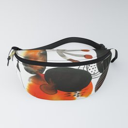 Pinocchio Abstract Fanny Pack