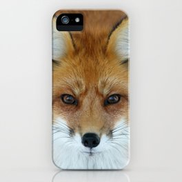 I can see into your soul iPhone Case