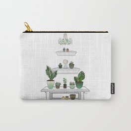 Garden Pyramid Carry-All Pouch