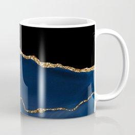 Beautiful Blue Pattern Design Coffee Mug