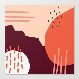 Coit Pattern 66a Canvas Print