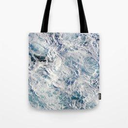 Seafoam Pacific Tote Bag