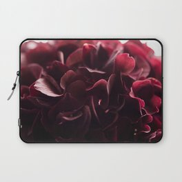 burgundy florals Laptop Sleeve