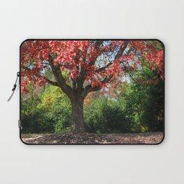 Autumn Ablaze Laptop Sleeve