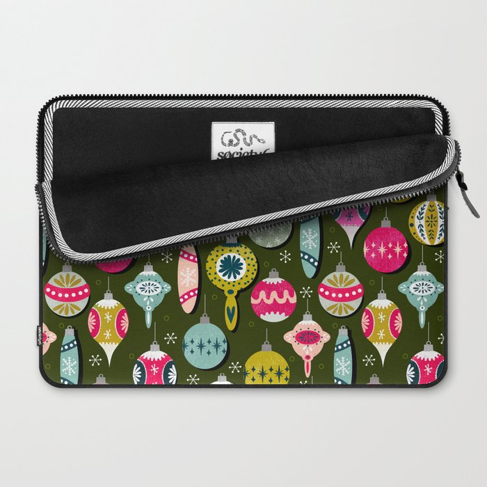 Christmas Ornaments  Laptop Sleeve