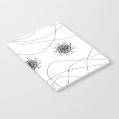 mandalas in maze Notebook