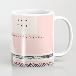 Modern Art - Abstract forms 028 Coffee Mug