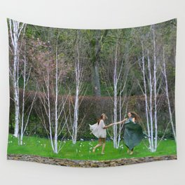 rites of spring Wall Tapestry