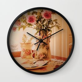 Dreamy Afternoon Wall Clock